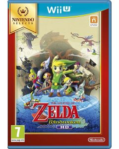 Joc The Legend Of Zelda: The Wind Wakeer Hd Pentru Nintendo Wii-U