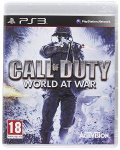 Joc Call Of Duty: World At War Pentru Playstation 3