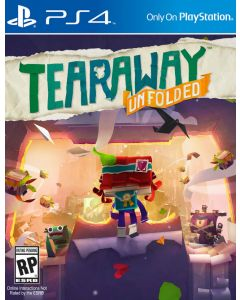Joc Tearaway Unfolded: Messenger Edition Pentru Playstation 4