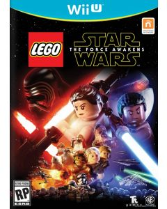 Joc Lego Star Wars: The Force Awakens Pentru Nintendo Wii-u