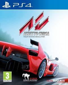 Joc Assetto Corsa Pentru Playstation 4