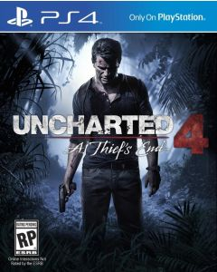 Joc Uncharted 4 A Thief's End Pentru Playstation 4