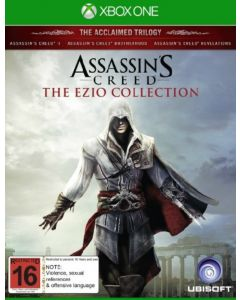 Joc Assassin's Creed Ezio Collection (xbox One) Pentru Xbox One