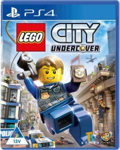 Joc Lego City Undercover Pentru Playstation 4