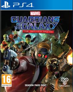 Joc Marvel's Guardians Of The Galaxy (the Telltale Series) Pentru Playstation 4