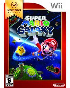 Joc Super Mario Galaxy (nintendo Selects) Pentru Nintendo Wii