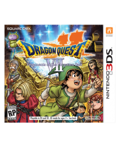 Joc Dragon Quest Vii: Fragments Of The Forgotten Past Pentru Nintendo 3ds