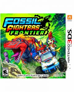 Joc Fossil Fighters: Frontier Pentru Nintendo 3ds