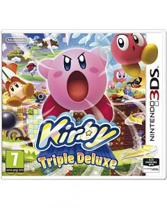 Joc Kirby Triple Deluxe Pentru Nintendo 3ds
