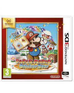 Joc Paper Mario: Sticker Star (selects) Pentru Nintendo 3ds