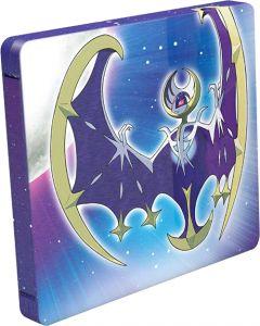 Joc Pokemon Moon (steelbook/fan Edition) Pentru Nintendo 3ds