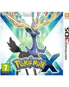 Joc Pokemon X Pentru Nintendo 3ds