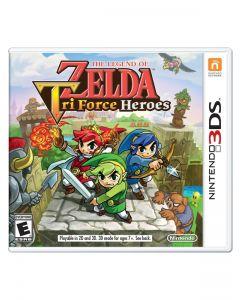 Joc The Legend Of Zelda: Tri Force Heroes Pentru Nintendo 3ds