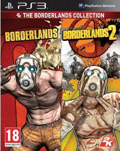Joc Borderlands 1 And 2 Collection Pentru Playstation 3