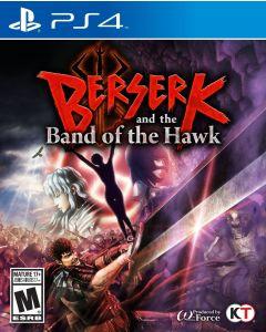 Joc Berserk And The Band Of The Hawk Pentru Playstation 4