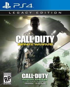 Joc Call Of Duty: Infinite Warfare: Legacy Edition (english And French On Box) Pentru Playstation 4