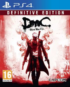 Joc Dmc: Devil May Cry - Definitive Edition Pentru Playstation 4