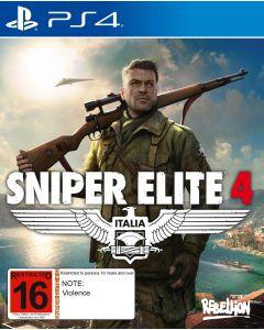 Joc Sniper Elite 4 Pentru Playstation 4