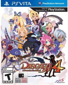 Joc Disgaea 4: A Promise Revisited Pentru Playstation Vita