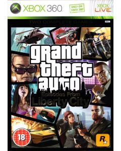 Joc Grand Theft Auto: Episodes From Liberty City Pentru Xbox 360