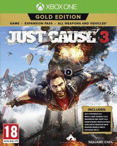 Joc Just Cause 3 - Gold Edition Pentru Xbox One