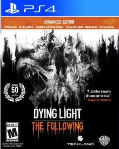 Joc Dying Light : The Following - Enhanced Edition Pentru Playstation 4