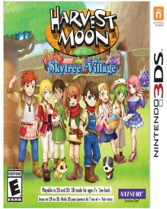 Joc Harvest Moon: Skytree Village Harvest Moon: Skytree Village Pentru Nintendo 3ds