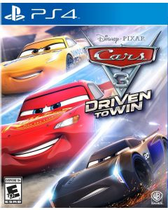 Joc Cars 3 :driven To Win Pentru Playstation 4