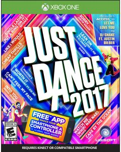 Joc Just Dance 2017 Pentru Xbox One