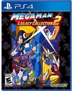 Joc Mega Man Legacy Collection 2 (#) Mega Man Legacy Collection 2 (#) Pentru Playstation 4