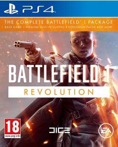 Joc Battlefield 1 Revolution Edition Battlefield 1 Revolution Edition Pentru Playstation 4