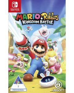 Joc Mario & Rabbids: Kingdom Battle Pentru Nintendo Switch