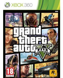 Joc Grand Theft Auto V Pentru Xbox 360
