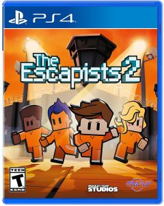Joc The Escapists 2 The Escapists 2 Pentru Playstation 4