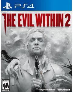Joc The Evil Within 2 Pentru Playstation 4