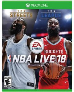 Joc Nba Live 18 En Eu Pegi Pentru Xbox One