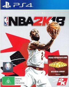 Joc Nba 2k18 Pentru Playstation 4