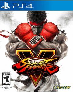Joc Street Fighter V Pentru Playstation 4