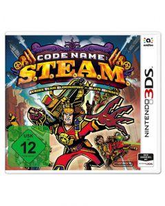 Joc Code Name S.t.e.a.m Pentru Nintendo 3ds
