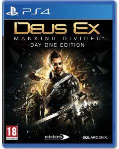 Joc Deus Ex Mankind Divided D1 Edition - Deus Ex Mankind Divided D1 Edition - Pentru Playstation 4