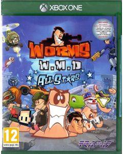 Joc Worms Wmd Pentru Xbox One