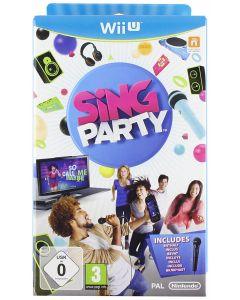 Joc Sing Party Inc.micophone Pentru Nintendo Wii-u