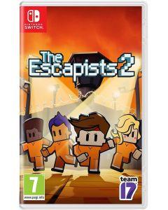 Joc The Escapists 2 pentru Nintendo Switch