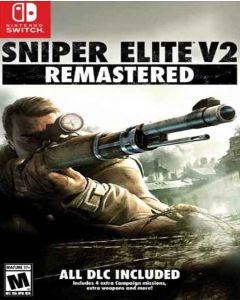 Joc Sniper Elite V2 Remastered pentru Nintendo Switch