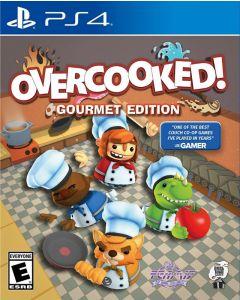 Joc Overcooked: Gourmet Edition pentru PS4