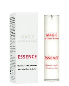 Ser Magic Essence cu acid hialuronic și AHA