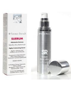 Ser anti-age hidratant cu acid hialuronic și regenerare celulară extremă