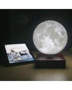 Luna Wireless 3D, Lampa de veghe care pluteste prin levitatie magnetica, Antech Sim