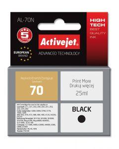 Cartus compatibil 12AX970E negru pentru Lexmark 70, 25 ml, Premium Activejet, Garantie 5 ani