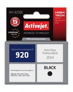 Cartus compatibil HP 920 CD971 Black pentru HP, Premium Activejet, Garantie 5 ani